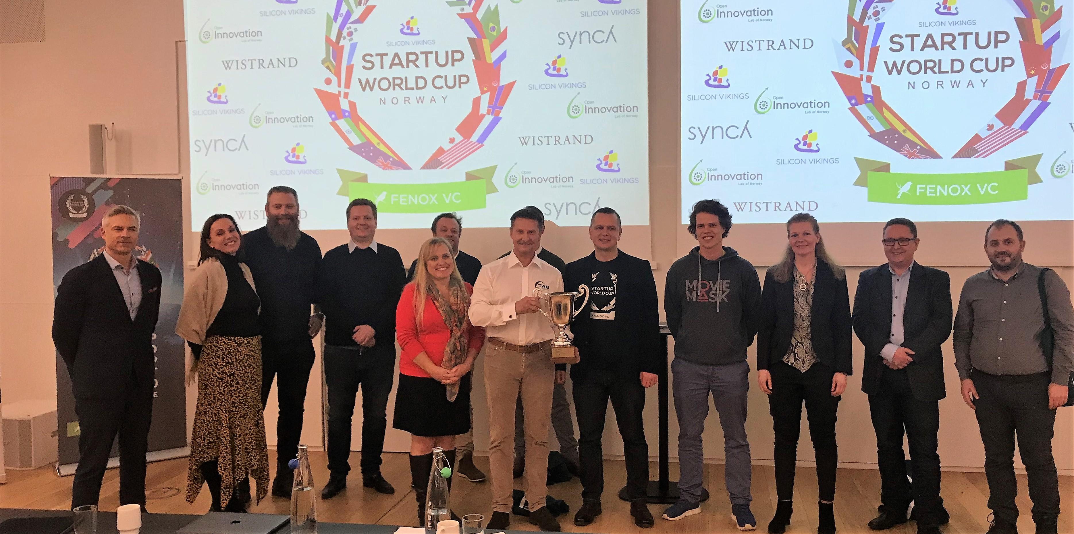 Nordnorsk startup til topps